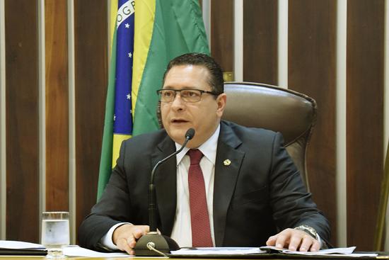 Ezequiel Ferreira é o presidente da ALRN