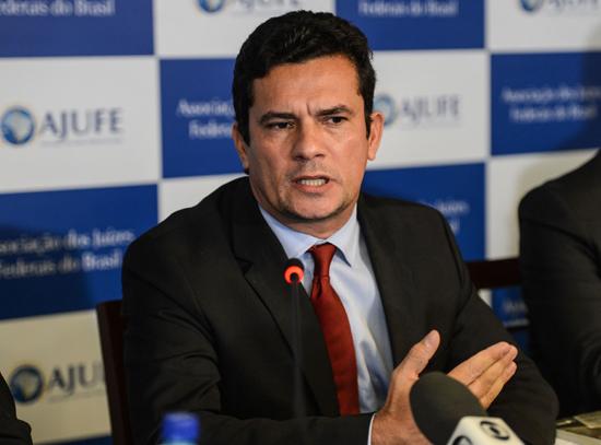"""O magistrado Sergio Moro, já defendeu a ideia em artigo publicado em março no jornal """"O Estado de S. Paulo"""", assinado por ele e pelo juiz federal Antonio César Bochenek."""