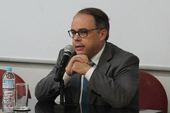 Juiz auxiliar Luis Geraldo Sant´Ana Lanfredi