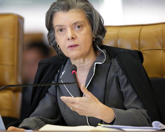 Ministra  do STF Carmem Lúcia