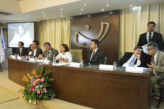 audiência pública da CPI do assassinato de jovens. na ALRN