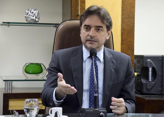 André Horta, secretário de Estado da Tributação
