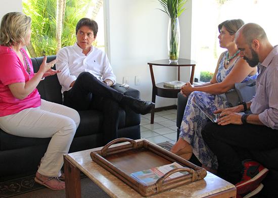 Govenro apoia exposição sobre Câmara Cascudo em SP