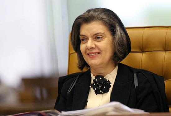 Ministra Carmen Lucia-stf