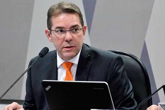 Ministro Marcelo Navarro no STJ
