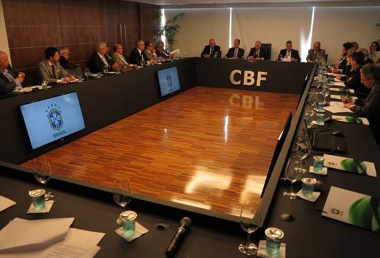 Pleno reunido da CBF