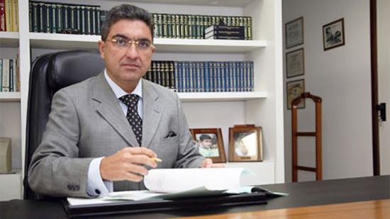Rogério Fialho preside do TRF5