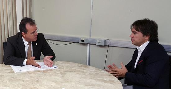 Sergio Freire e José Wilker debatem uso depóstos judiciais