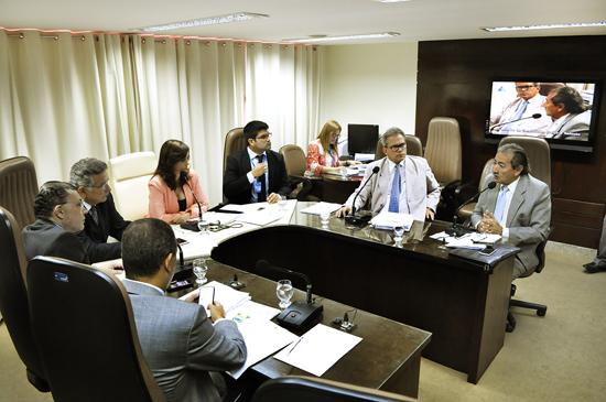 reunião da CCJ 0809