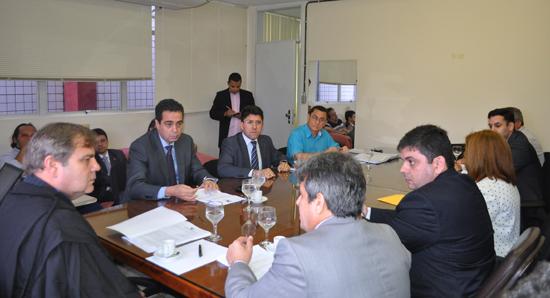 Audiência de conciliação UERN