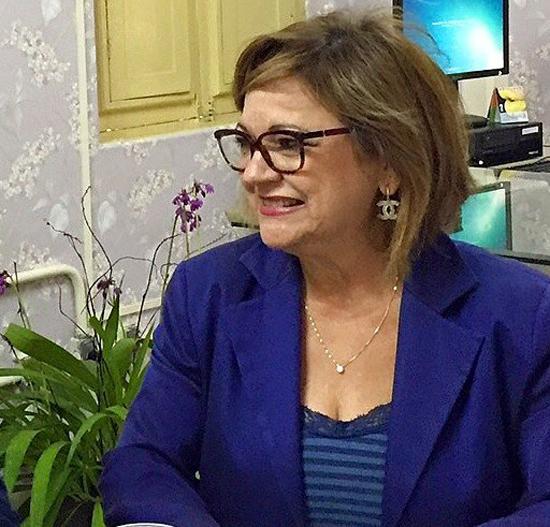 Juíza Fátima Soares