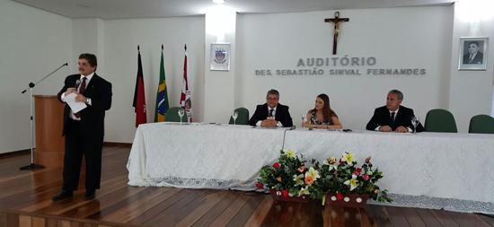 Juiz José Dantas em JP