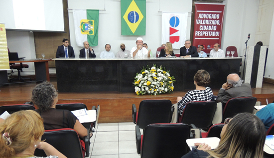 Líderes religiosos debatem na OAB