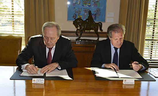 Lewandowski na OEA