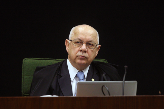 Ministro Teori Zavascki