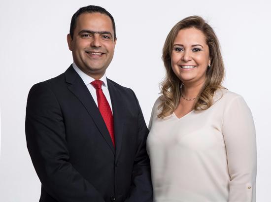 PAULO COUTINHO E MARISA ALMEIDA