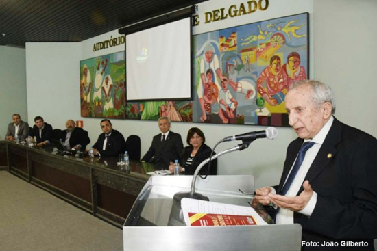 Palestra Ministro Delgado
