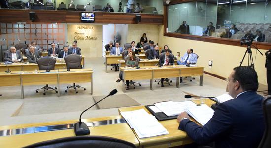 Plenário da alrn pacote