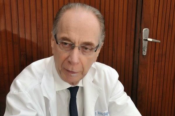 Secretário de Saúde Ricardo Lagreca