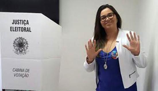 Advogada Danielle Diniz eleita para OAB assú