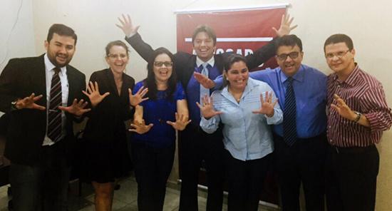 Advogados eleitos para OAB de Currais Novos