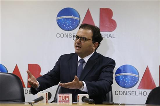 Marcos Vinicius presidente da OAB