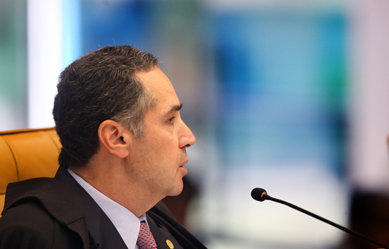 Ministro do STF Luís Roberto Barroso