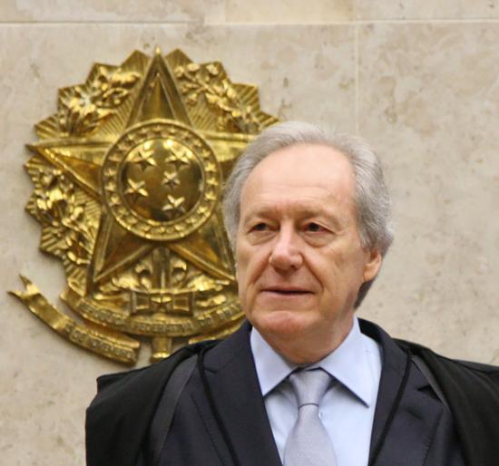 Ministro do STF e do CNJ Ricardo Lewandowski