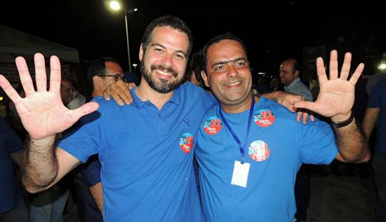 Thiago Simonetti e Paulo Coutinho