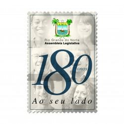 ALRN Selo dos 180 anos