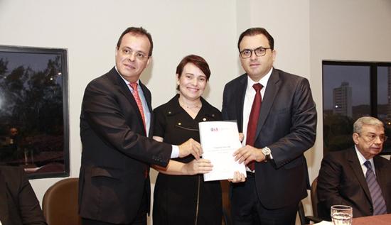 Conselheira Elisângela Fernandes