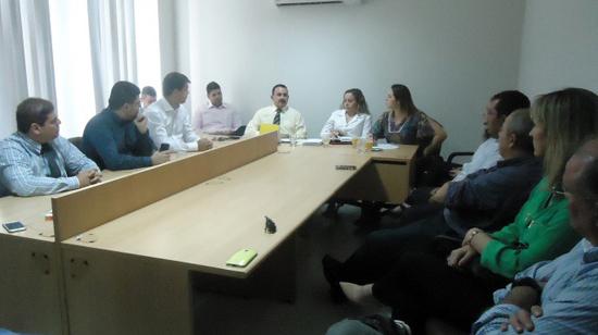 Reunião OAB Mossoró