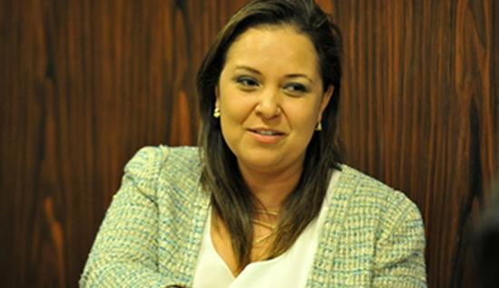 Advogada Marisa Almeida