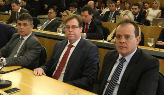 Conselheiros Federais da OABRN