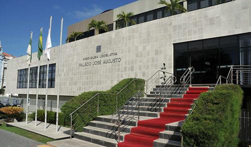 Sede da Assembleia Legislativa da Rio Grande do Norte