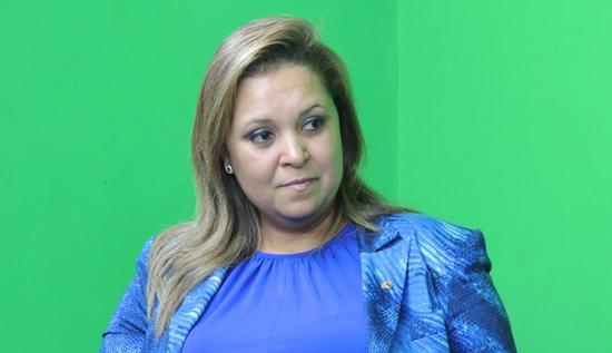 Marisa Almeida em Mossoró