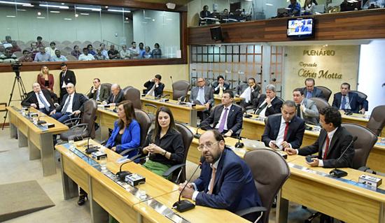 Plenário da ALRN