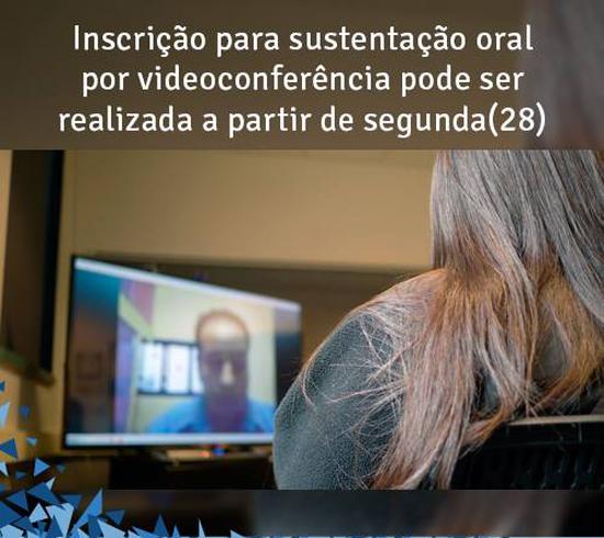 videoconferência TRF
