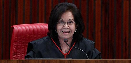 Laurita Hilário Vaz, eleita presidente do Supremo Tribunal de Justiça