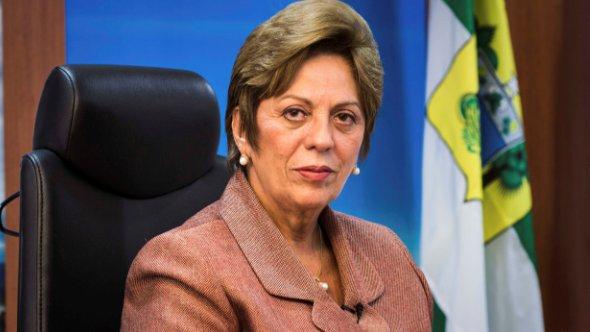 Ex-governadora Rosalba-Ciarlini