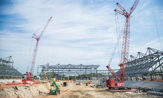 estádio do Orlando City