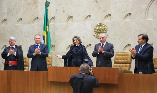 posse-da-ministra-carmem-lucia