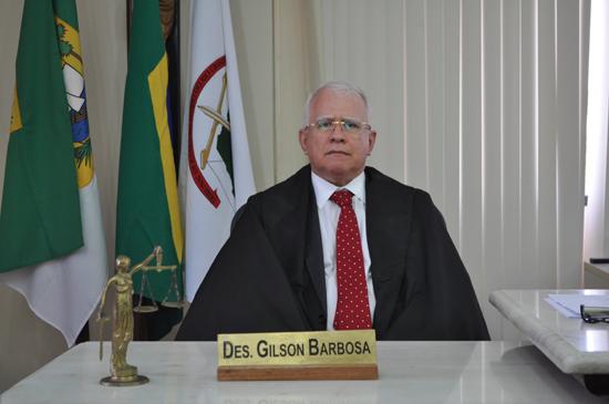 Resultado de imagem para O desembargador do Tribunal de Justiça do Rio Grande do Norte, Gilson Barbosa,