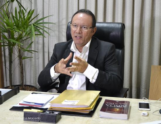 Raniere Barbosa presidente da CMN