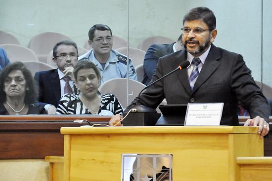 Juiz Federal Walter Nunes Silva Júnior