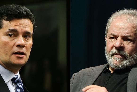 Moro proíbe que defesa de Lula grave depoimento