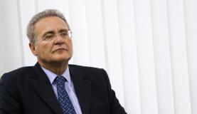 Renan diz que continuará na liderança do PMDB no Senado se a bancada quiser