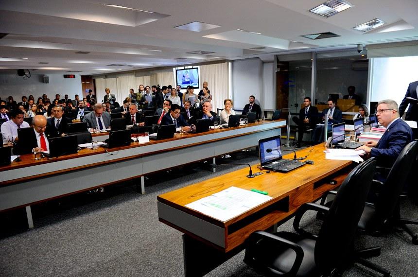 CCJ da Câmara analisa PEC da eleição direta em caso de vacância da Presidência 1