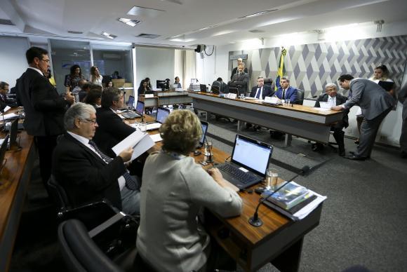 Reforma trabalhista entra na última etapa antes da votação no plenário do Senado