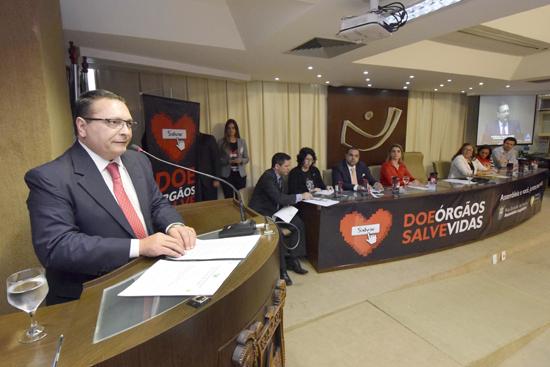 Ezequiel ferreira lança campanha de doação de órgãos